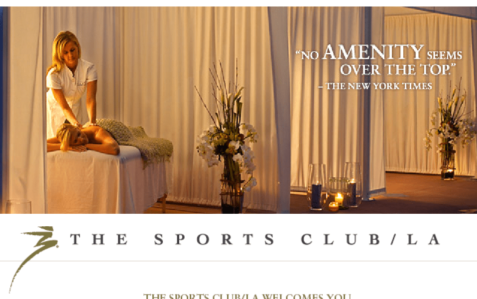 The Luxury Club Makeover